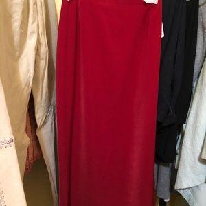 brand new full length skirt